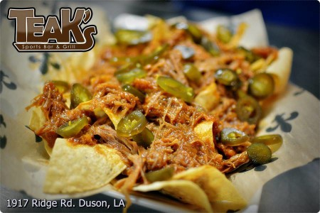 pulled pork nachos photo by kevin ste marie